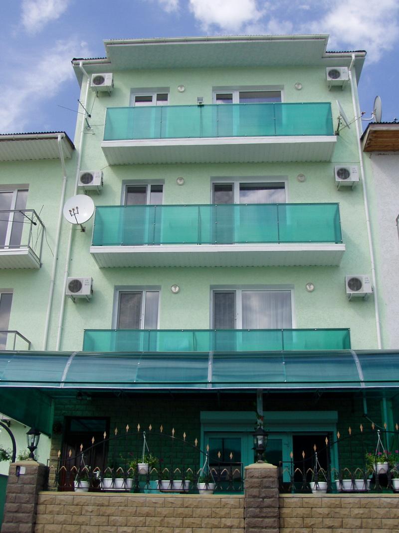 Отель Орхидея, отдых в Феодосии