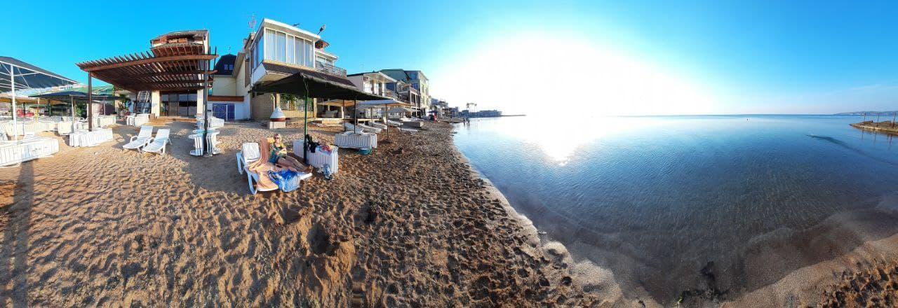 Пляж Отель Орхидея Феодосия